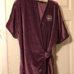 Harley Davidson Velour robe